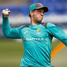 Australia have a really good chance of winning Test series against Pakistan, says Tim Paine