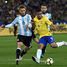 Copa America draw: Hosts Brazil get easy group, Argentina to face Columbia in pool stage