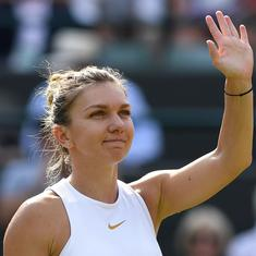 'The best year of my life in tennis': Simona Halep basks in world number one rank glory