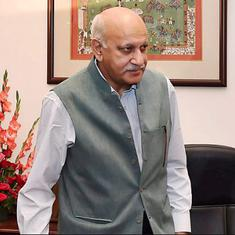 #MeToo: MJ Akbar's ex-colleague says his reputation has been destroyed by Priya Ramani's allegations