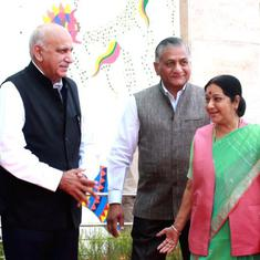 In the MJ Akbar case, the BJP's policy of refusing to back down may not work
