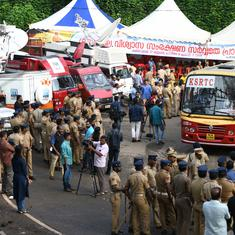 Sabarimala row: Protestors attack journalists, claim mediapersons 'are creating trouble'