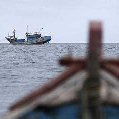Navy, Coast Guard continue search for Kerala fishing boat said to be ferrying undocumented migrants