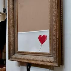 Watch: Banksy's latest video reveals that the original plan was to shred the entire painting