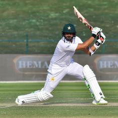 Coronavirus: Pakistan captain Azhar Ali backs extension of ICC World Test Championship