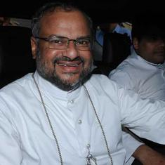 Kerala: Lalithakala Akademi refuses to review award to cartoon on rape-accused bishop