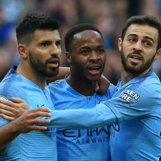 Sterling returns with higher value as Manchester City eye new talks with striker
