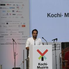 #MeToo: Artist Riyas Komu steps down from management posts at art group after misconduct allegations