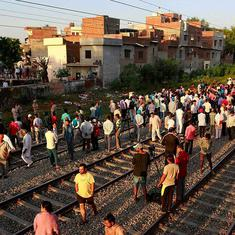 Your Morning Fix: 61 killed as train runs over Dussehra revelers in Amritsar. Who is to blame?