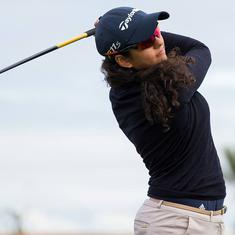 Women's Indian Open golf: Gaurika Bishnoi,  Tvesa Malik finish tied 13th, Becky Morgan lifts title
