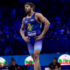 Pro Wrestling League: Bajrang Punia remains unbeaten to help Punjab beat Delhi