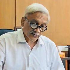 गोवा में सियासी सुगबुगाहट तेज, शनिवार को मनोहर पर्रिकर विधायकों से मुलाकात करेंगे