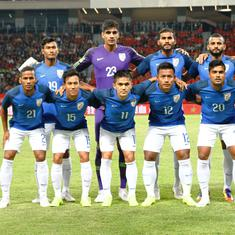 AFC Asian Cup: India to play Jordan in friendly as part of continental cup preparations