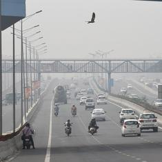 Delhi pollution: Air quality plummets after improving marginally on Sunday, visibility affected
