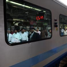 India's first engine-less train set to be unveiled on October 29