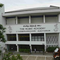 #MeToo impact: Chennai's Music Academy drops seven musicians from December cultural season
