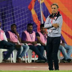 Indian Super League: FC Pune City sack coach Miguel Angel Portugal after just three games in charge