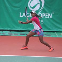 Indian tennis: Pranjala returns from injury with a win, Paes-Paire notch another win