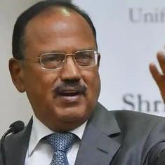 Delhi violence: NSA Ajit Doval visits North East district, claims situation 'totally under control'