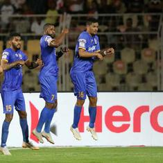 After Goa drubbing, Mumbai City look to get back on track against winless Delhi Dynamos
