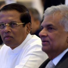 The big news: Sri Lankan President Maithripala Sirisena suspends Parliament, and 9 other top stories