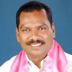 Telangana Assembly polls: TRS leaders Narsa Reddy and Ramulu Naik join Congress