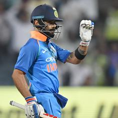 Learn from mistakes and get better, says Kohli after 'see-saw' loss in first T20I over Australia