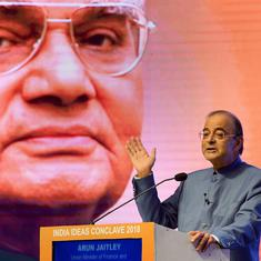Nation is taller than any institution or government, says Union minister Arun Jaitley