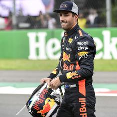 Formula One: Held discussions with Ferrari before signing a deal with McLaren, says Daniel Ricciardo
