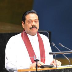 Sri Lanka now has two prime ministers – whom will India talk to?