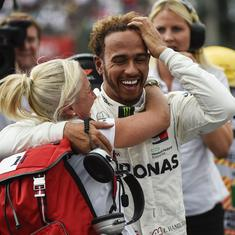 Wild and free: Lewis Hamilton's journey from unprevileged childhood to Formula 1's hall of fame