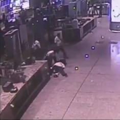 Watch: CISF personnel perform CPR to save passenger who suffered a cardiac arrest at Mumbai Airport
