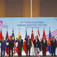 From globalisation to regionalisation: How US' changing economic position could reshape world ties
