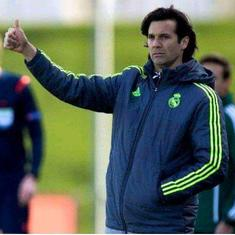 Played for both Madrid clubs, Zidane's team-mate: Five things about Real's temporary coach Solari