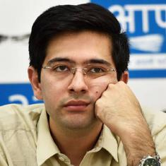 AAP leader Raghav Chadha moves High Court against BJP candidate's election from South Delhi