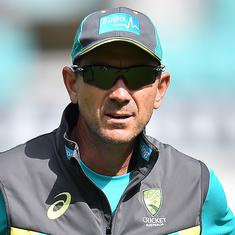 Bit of humour in Kohli-Paine banter: Australia coach Langer loved India's brand of aggression