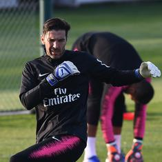 PSG coach Tuchel confirms Buffon will start against Lille and Napoli