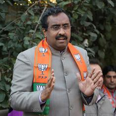 Hitler, Mussolini were 'products of democracy', says BJP leader Ram Madhav