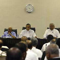 Sri Lankan political crisis: President Sirisena will summon parliament on November 7, says Speaker