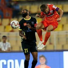 Indian Super League: Pune City snap three-match losing streak with 1-1 draw against Kerala Blasters