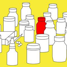 Fake drugs can make you ill or kill you even if you don't take them. And they're everywhere