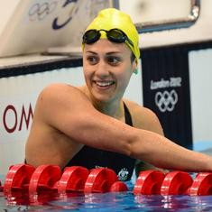 I'm really working on it: Olympic champ Stephanie Rice wants to set up swimming academy in India