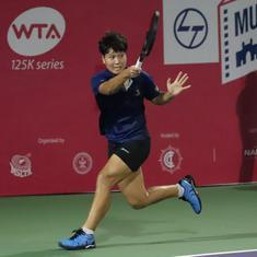 Mumbai Open: Thailand's Luksika Kumkhum storms into her first career WTA final