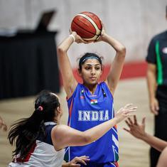 Basketball: After success at FIBA Asia U-18 C'ships, Coorg girl Harshitha aims for bigger targets