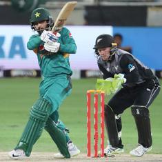 Babar Azam betters Kohli's record of fastest to 1,000 T20I runs as Pakistan whitewash New Zealand