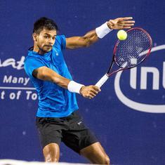Indian tennis: Sumit Nagal goes down to Richard Gasquet at Hamburg, Ankita Raina out of Baltic Open