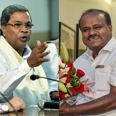 Top news: Congress-Janata Dal (Secular) win four of five seats in Karnataka bye-polls