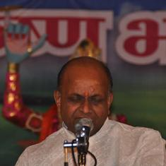 Bhajan singer Vinod Agarwal dies at 63 in Mathura