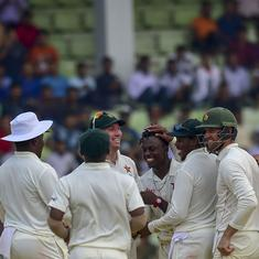 A long wait ends: Zimbabwe win first Test match in five years after beating Bangladesh by 151 runs