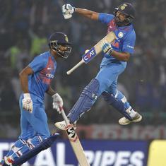 Rohit Sharma surpasses Virat Kohli to become India's highest run-scorer in T20Is